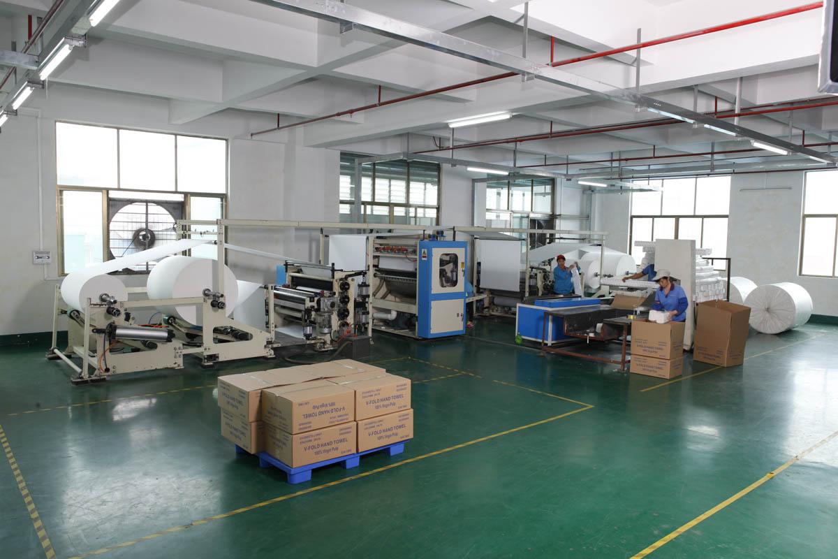 广州市富晨包装制品有限公司