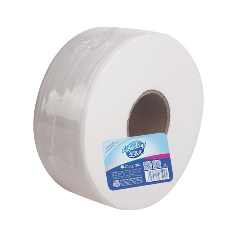 生活天7507双层小盘纸610g净含量